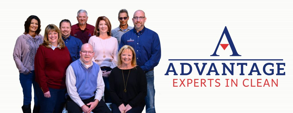 Advantage - Experts in Clean